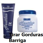 KIT GEL REDUTOR E CREME