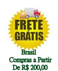 FRETE GRÁTIS 200