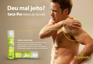 ATLETA SPRAY NOVO