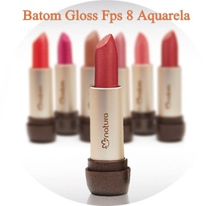 BATOM GLOSS FPS 8 AQUARELA.