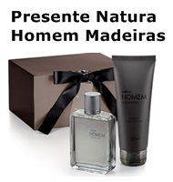PRESENTE NATURA HOMEN GERALDO SOUZA
